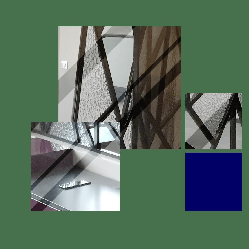 fabrication vitrerie artisanale Besançon, vitre sur mesure Besançon
