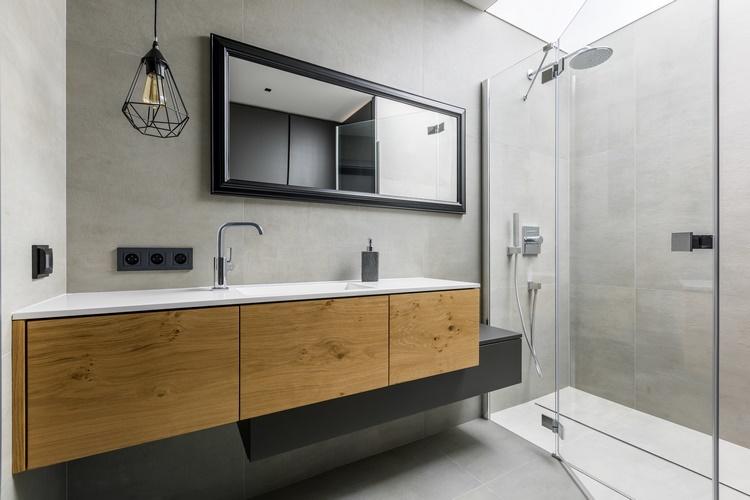 Miroir de salle de bain Besançon